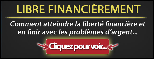 Formation en ligne pour devenir libre financièrement